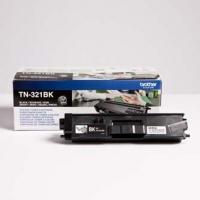 Brother originální toner TN-321BK, black, 2500str., Brother HL-L8350CDW,HL-L9200CDWT