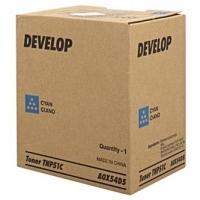 Develop originální toner A0X54D5, cyan, 5000str., TNP51C, Develop Ineo +3110