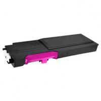 Dell originální toner 593-11121, magenta, 9000str., XKGFP, extra high capacity, Dell C3760n, C3760dn, C3765dnf