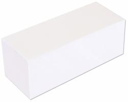 Číšnická účtenka - lepená, 14,8x6x5 cm, bílá, 500 listů
