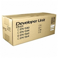 Kyocera originální developer DV-560Y, 302HN93023, yellow, 200000str., Kyocera FS-C5350DN,FS-C5350DN/KL3,FS-C5300DN,FS-C5200DN