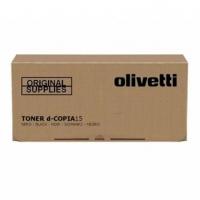 Olivetti originální toner B0360, black, Olivetti D-Copia 15, 20
