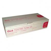Oce originální toner 1060047449, black, 1070066265, obsahuje odpadní nádobku typ Oce TDS700, dual pack, 500g