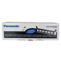 Panasonic originální toner KX-FA83E, black, 2500str., Panasonic KX-FL511,513,540,611,613