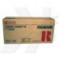 Ricoh originální toner 339474, black, 3600str., Typ 70, Ricoh Laserfax 1700L, 1750