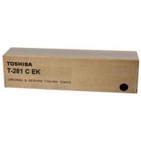 Toshiba originální toner T281CEK, black, 20000str., 6AJ00000041, Toshiba e-Studio 281c, 351e, 451e, 675g