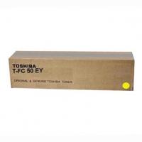 Toshiba originální toner T-FC50EY, yellow, 33600str., 6AJ00000111, Toshiba e-Studio 2555CSE, 3055CSE, 355CSE, 4555CSE
