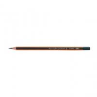 Grafitová tužka Deli E37016 - č.2, HB, trojhranná