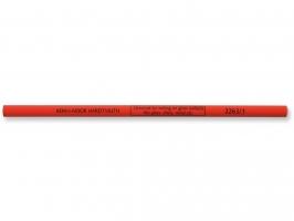 Grafitová tužka Koh-i-noor 3263/1 - na hladké plochy, červená