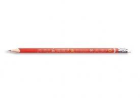 Grafitová tužka Kores Mathmagic - s gumou, č.2., tvrdost HB