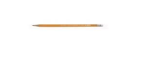 Grafitová tužka Sakota č. 2 - s gumou, tvrdost HB