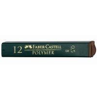 Tuhy Faber Castell - B, 0,5 mm, 12 ks