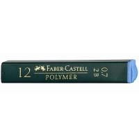 Tuhy Faber Castell - 2B, 0,7 mm, 12 ks