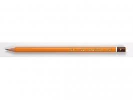 Grafitová tužka Koh-i-noor 1500 - F, technická
