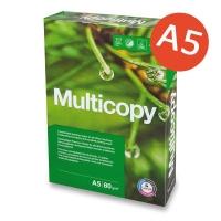 Xerografický papír A5 Multicopy - 80 g, 500 listů