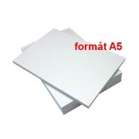 Xerografický papír A5 - kvalita C, 80 g, 500 listů