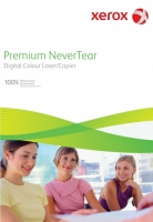 Polyesterový papír A4 Xerox Premium Never Tear - matný, 120 my, bílý, 100 listů
