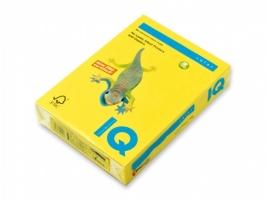 Barevný papír A3 IQ Color - intenzivní žlutá, 80 g, 500 listů
