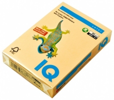 Barevný papír A3 IQ Color - pastelová oranžová, 80 g, 500 listů