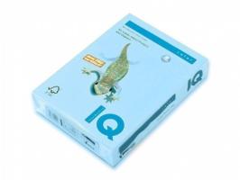 Barevný papír A3 IQ Color - pastelová ledově modrá, 80 g, 500 listů
