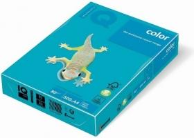 Barevný papír A3 IQ Color - intenzivní azurová, 80 g, 500 listů