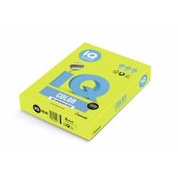 Barevný papír A4 IQ Color - neonová zelená, 80 g, 500 listů