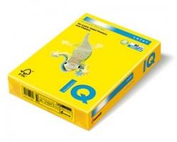 Barevný papír A3 IQ Color - neonová žlutá, 80 g, 500 listů