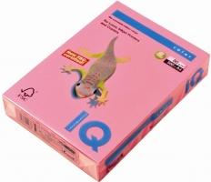 Barevný papír A4 IQ Color - nenonová růžová, 80 g, 500 listů