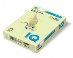 Barevný papír A4 IQ Color - pastelová světle zelená, 160 g, 250 listů