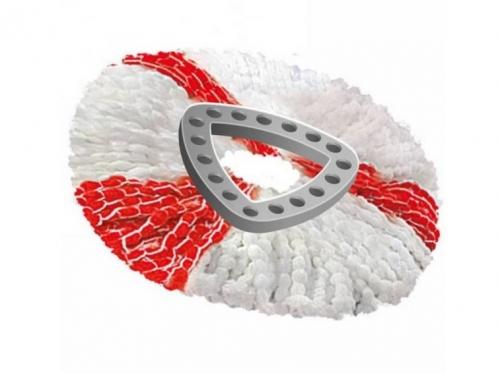Náhradní třásňový rotační mop Vileda Easy Wring & Clean Turbo