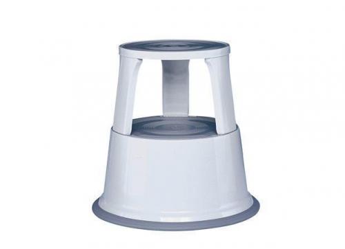 Posuvné stupátko WEDO - kovové, světle šedé